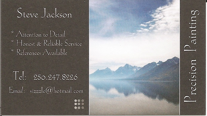 Steve Jackson - Precision Painting