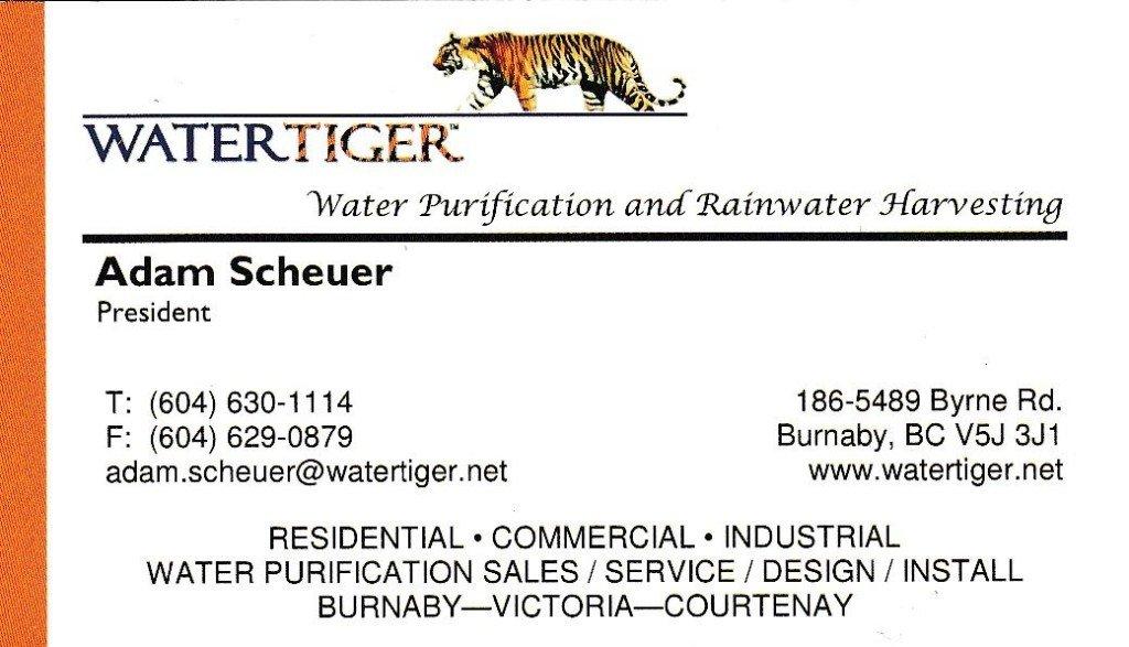 WaterTiger