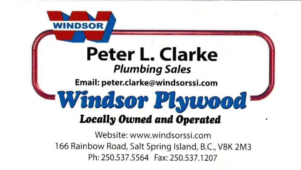 Windsor Plywood SSI