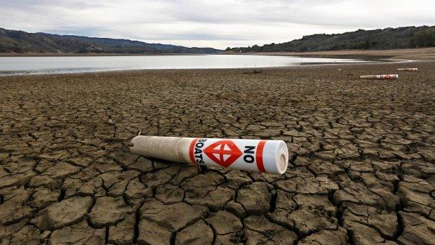 worst drought