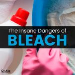picture dangers of bleach