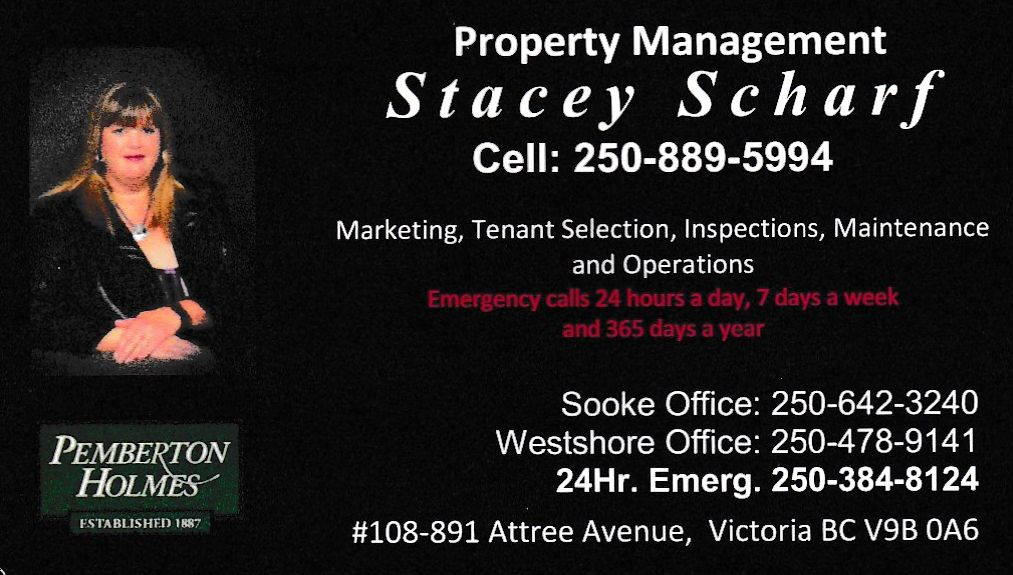Stacey Scharf