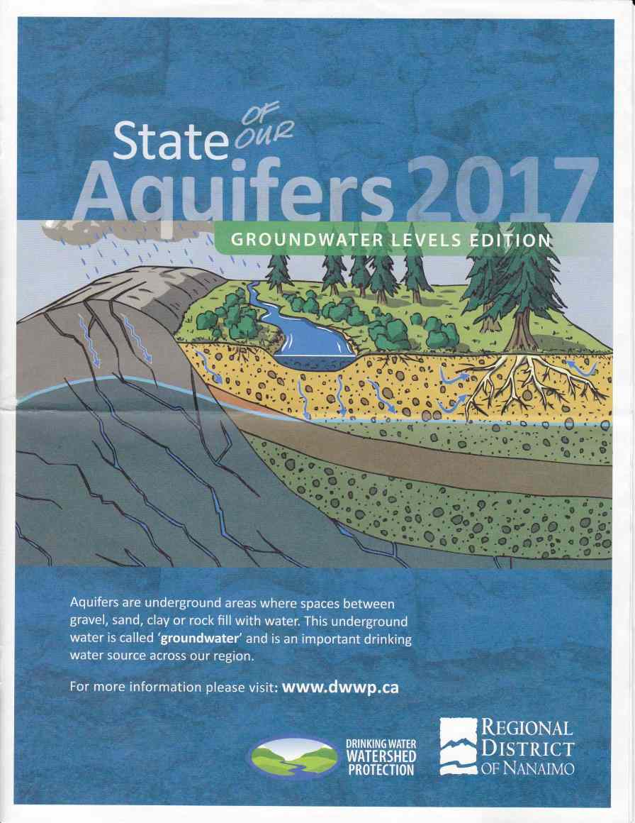 image of state of our aquifers 2017
