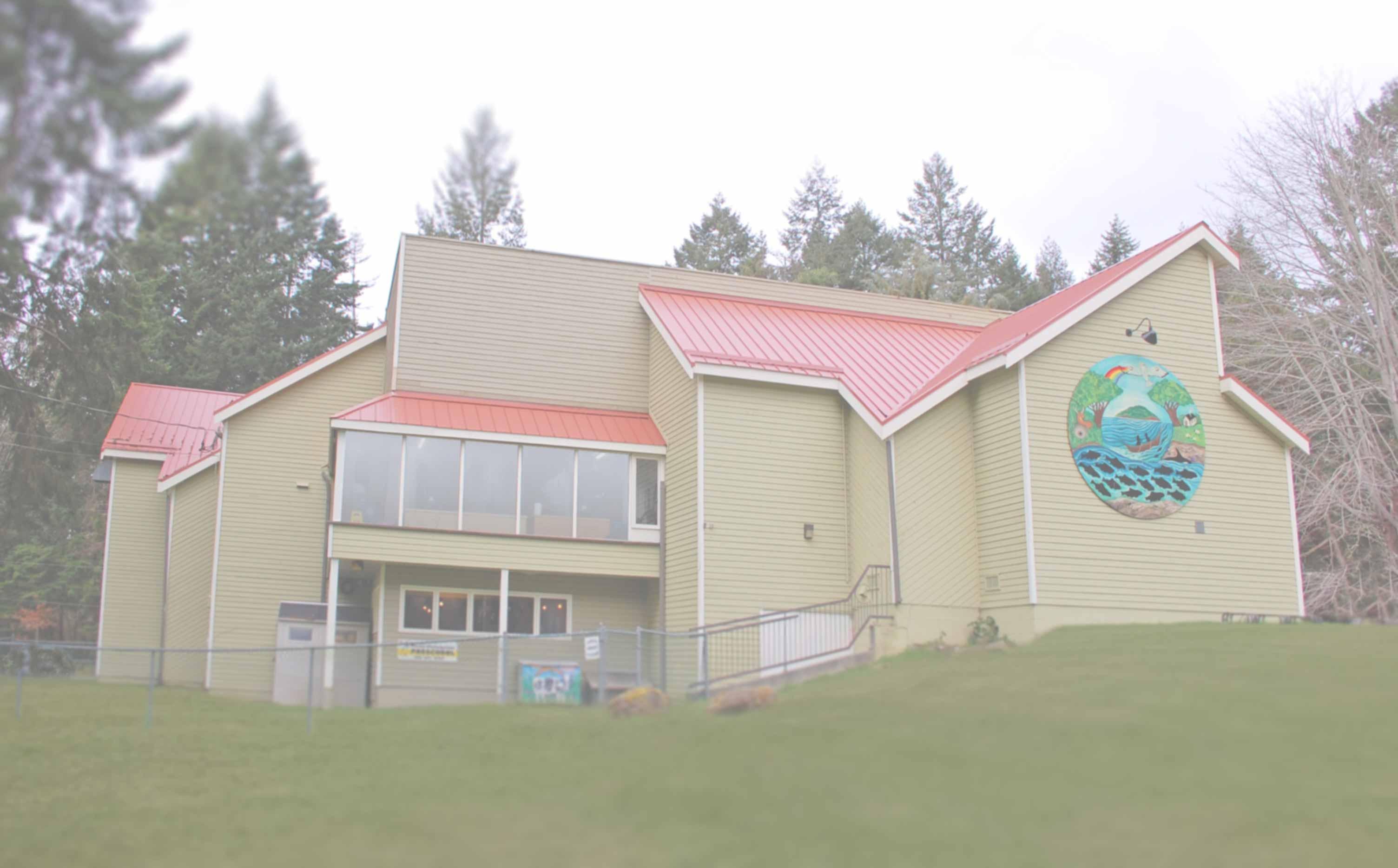 Image of the Gabriola Island Community Hall