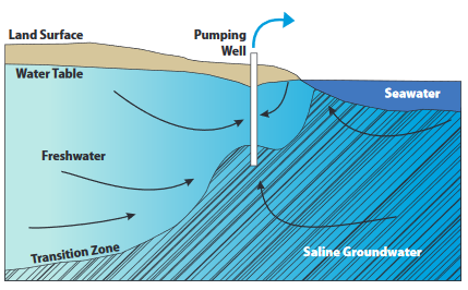 Saltwater Intrusion - Figure 2
